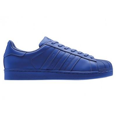 adidas homme superstar bleu
