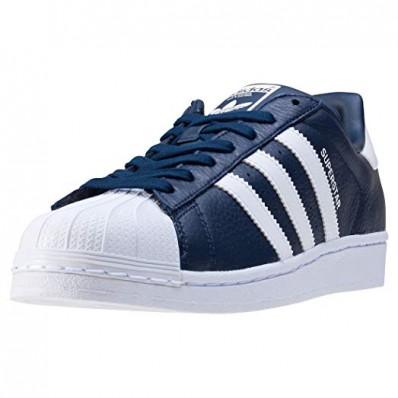 adidas superstar blue