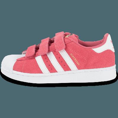 adidas superstar enfant rose