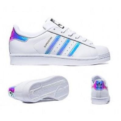 adidas superstar iridescent