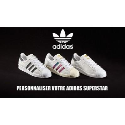 adidas superstar personnalise