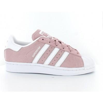 adidas superstar rose femme