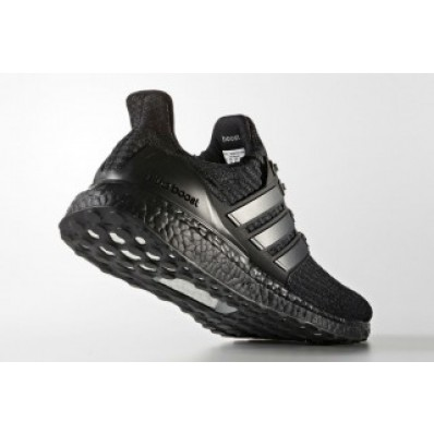 adidas ultra boost black triple