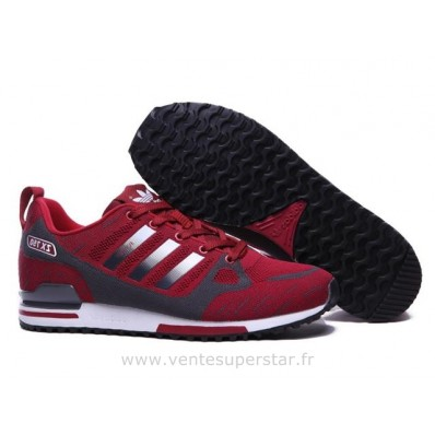 adidas zx 750 homme rouge