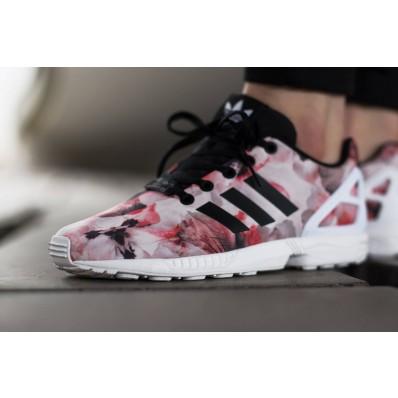 adidas zx flux florale