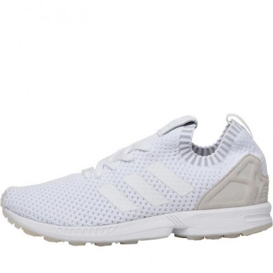 adidas zx flux hommes blanc