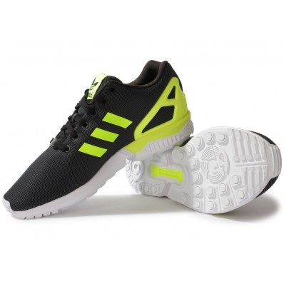adidas zx flux hommes jaune
