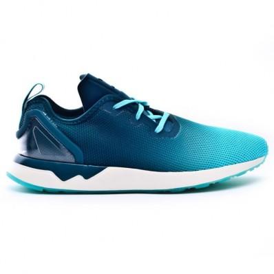 basket adidas zx bleu
