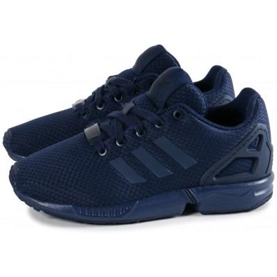basket enfants adidas bleu zx