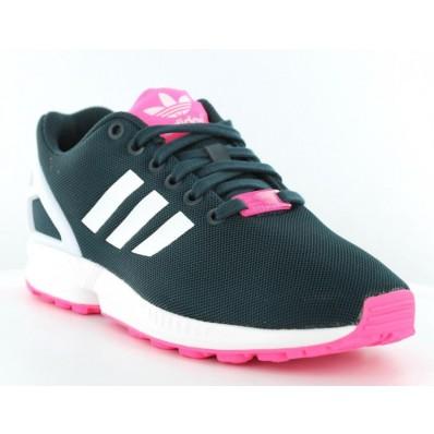 chaussures adidas femme zx flux noir