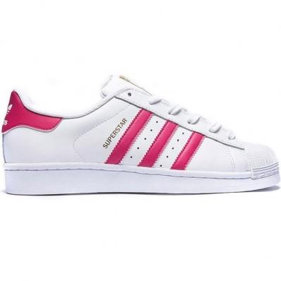 superstar rose femme adidas