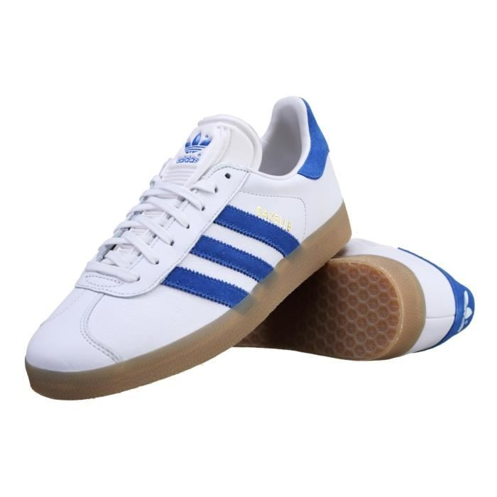 adidas gazelle cuir blanc homme,Chaussures & vêtements Adidas pas cher
