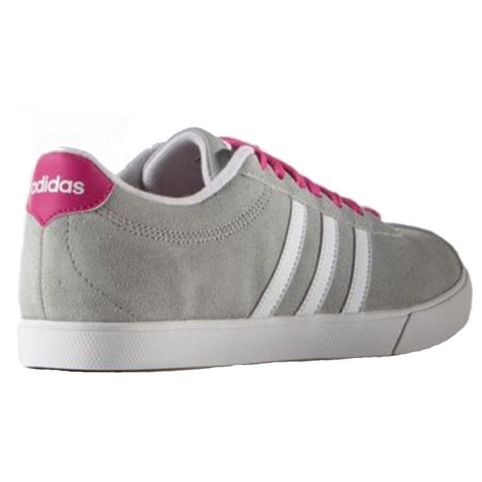 adidas neo femme grise,Chaussures & vêtements Adidas pas cher