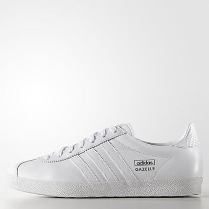 gazelle femme adidas blanche,Chaussures & vêtements Adidas pas cher