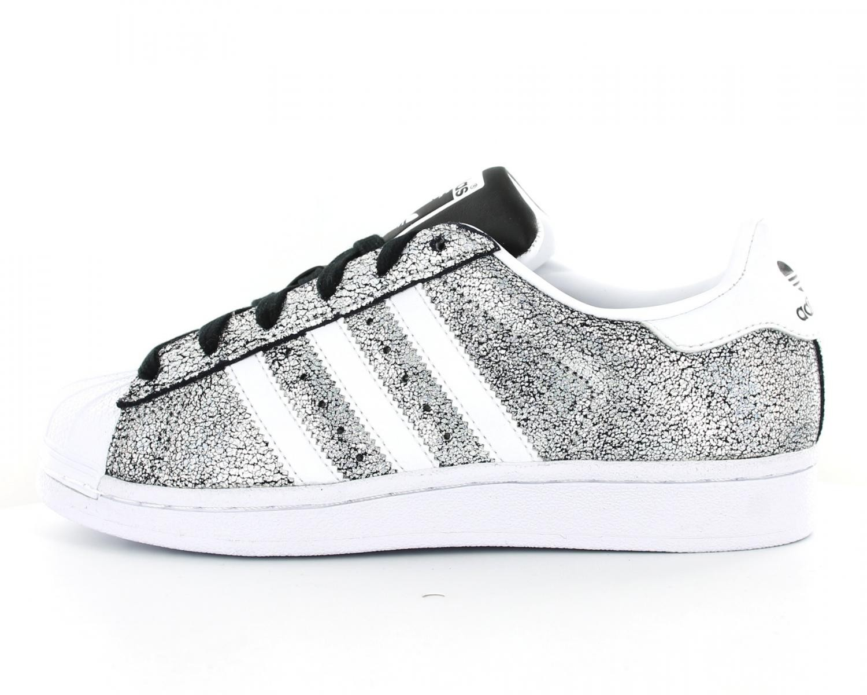 superstar femme adidas argenté,Chaussures & vêtements Adidas pas cher
