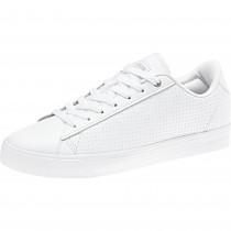 chaussure blanche femme adidas